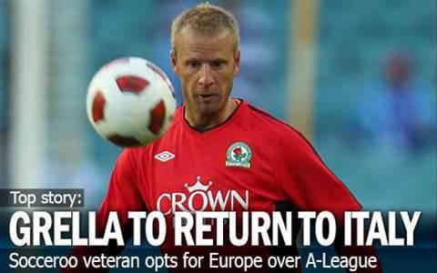Grella Set For Italian Switch