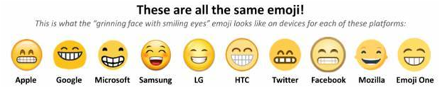 Those weird Android emojis are getting a facelift