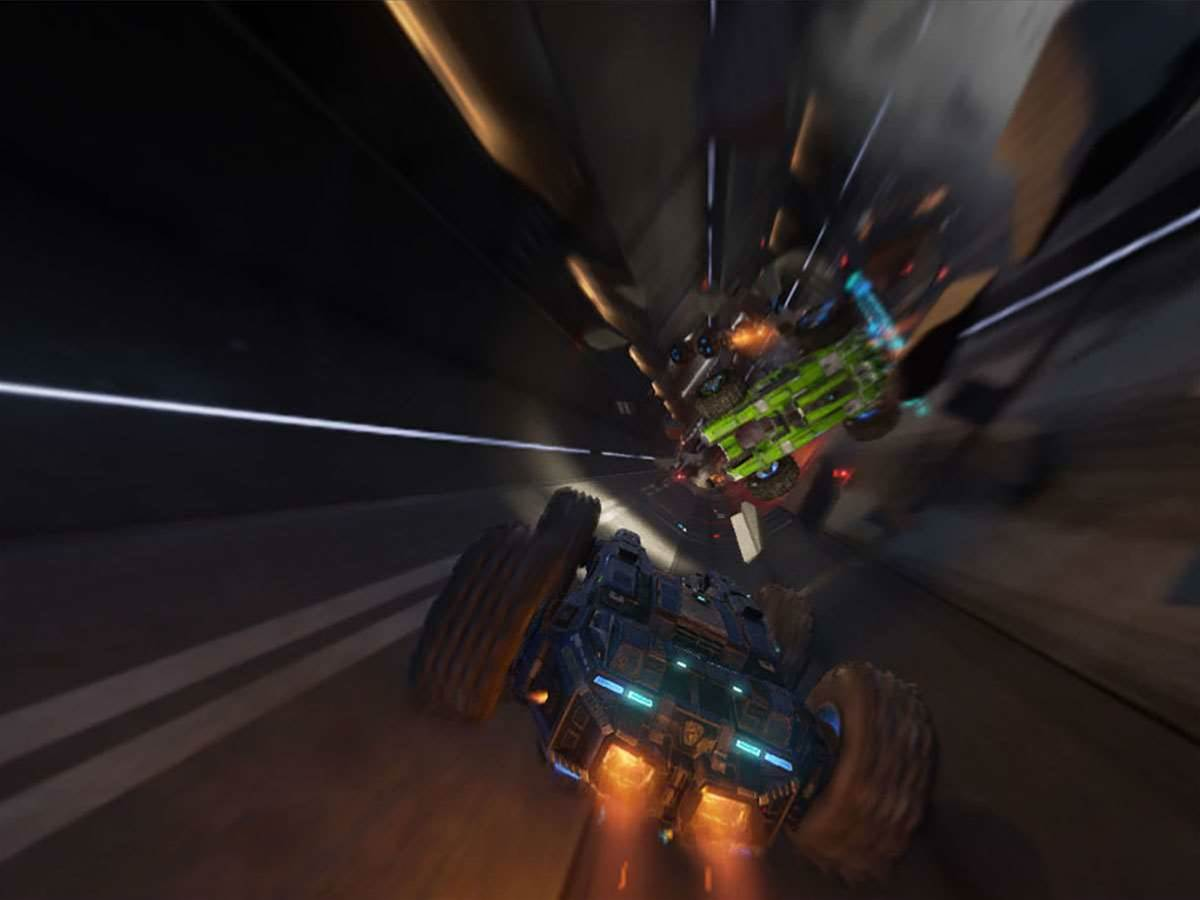 Rollcage redux as Grip hits Steam early access