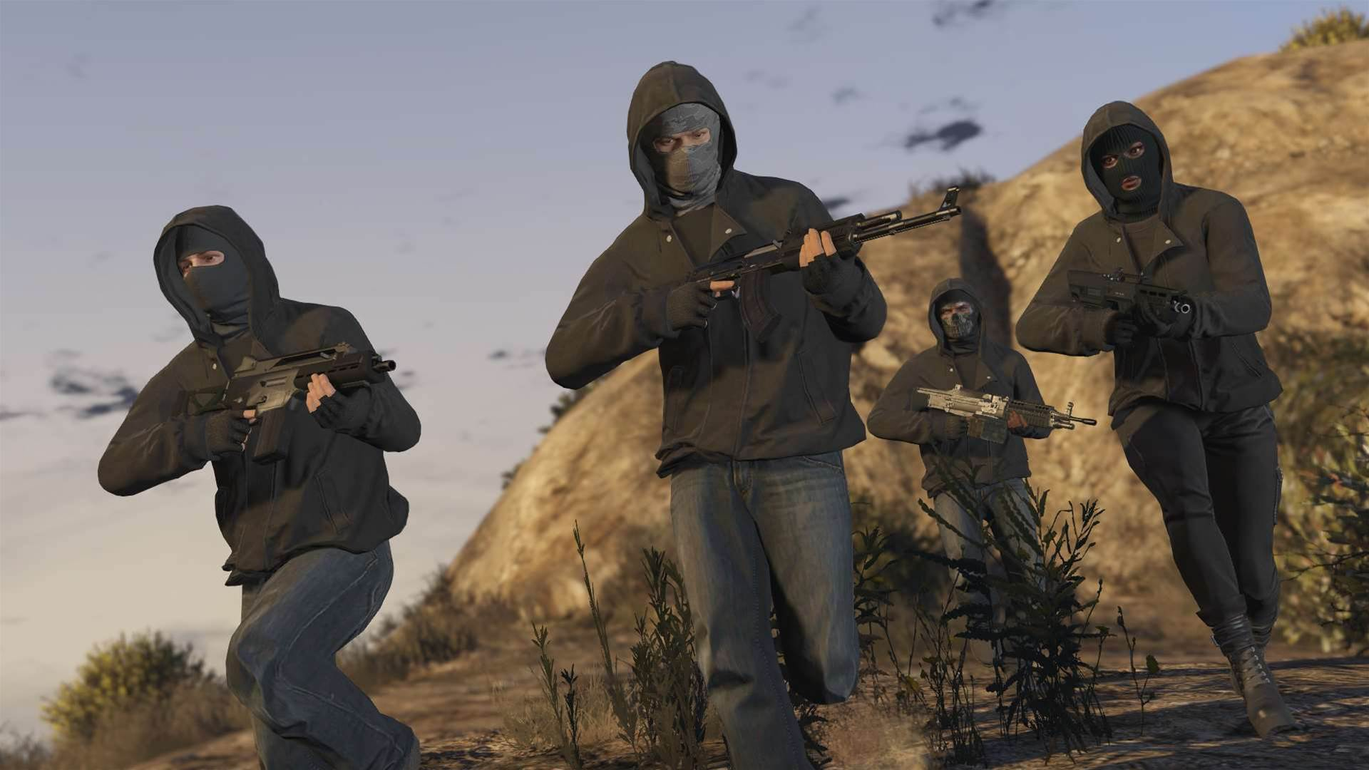 Online Heists coming March 10, Grand Theft Auto V for PC delayed