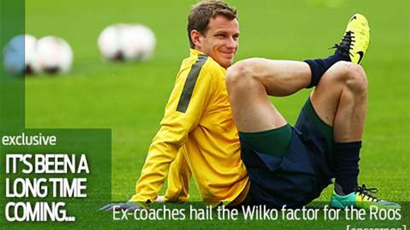 Wilko's Roo call up 'is long overdue'