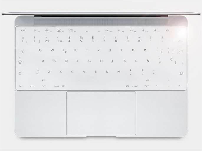 Apple takes away your keyboard but gives good vibrations in return