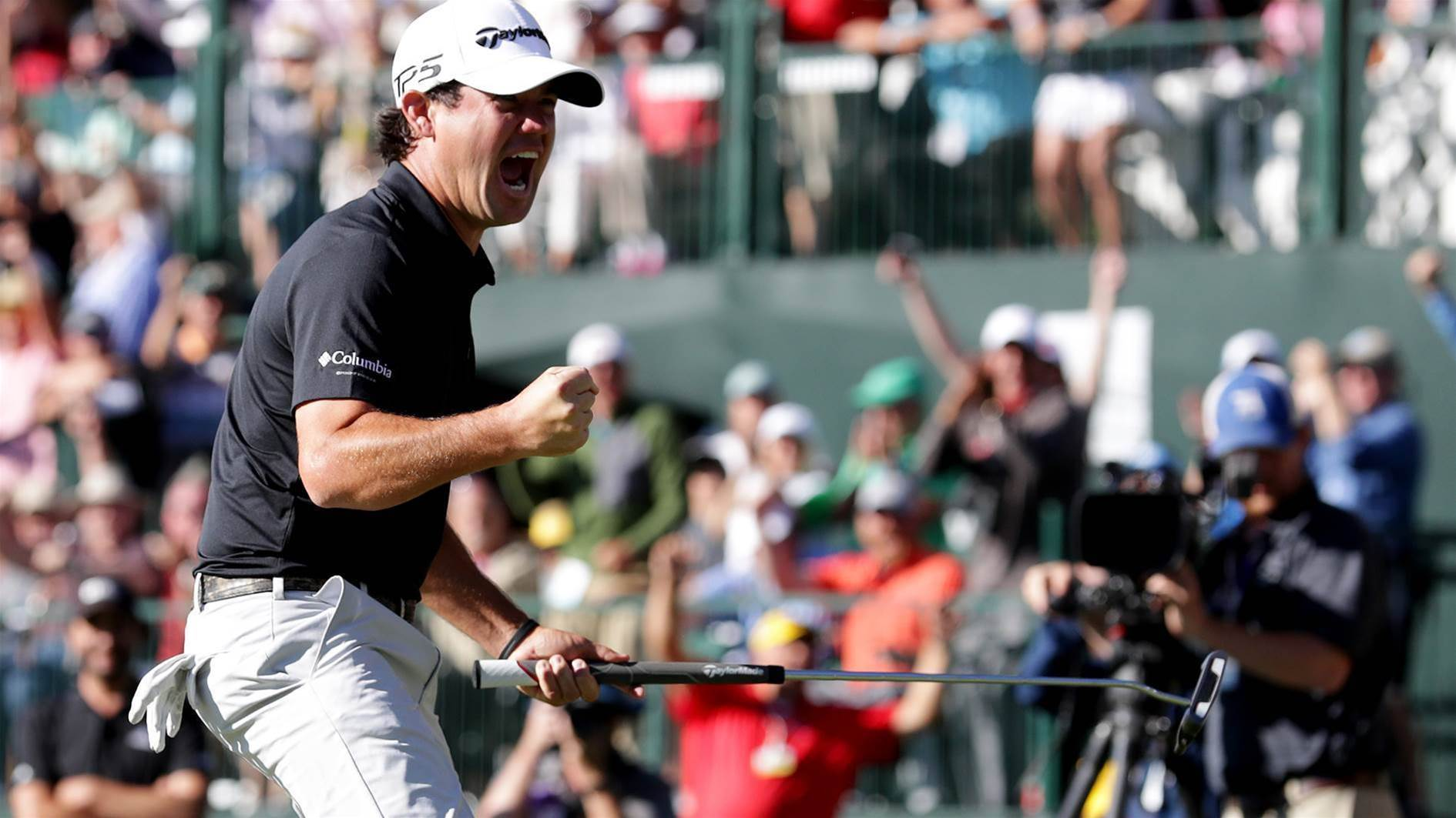 PGA TOUR: Harman birdie denies DJ fourth straight win