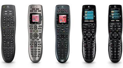 Man-cave holiday project #12: Choosing a universal remote