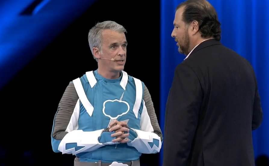 Salesforce launches IoT cloud