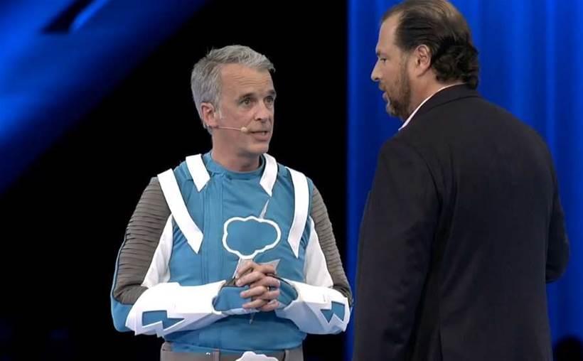 Salesforce launches IoT cloud