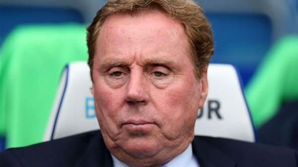 Redknapp blasts 'clueless' FA