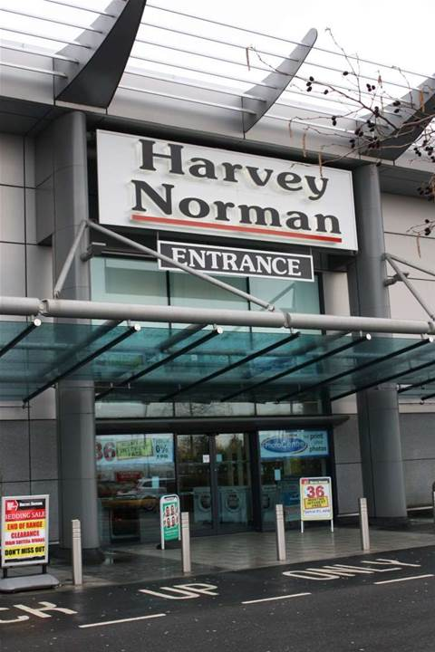Harvey Norman hit by ACCC court action