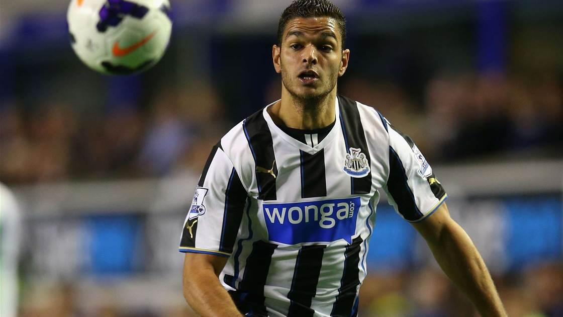Pardew praises Ben Arfa attitude