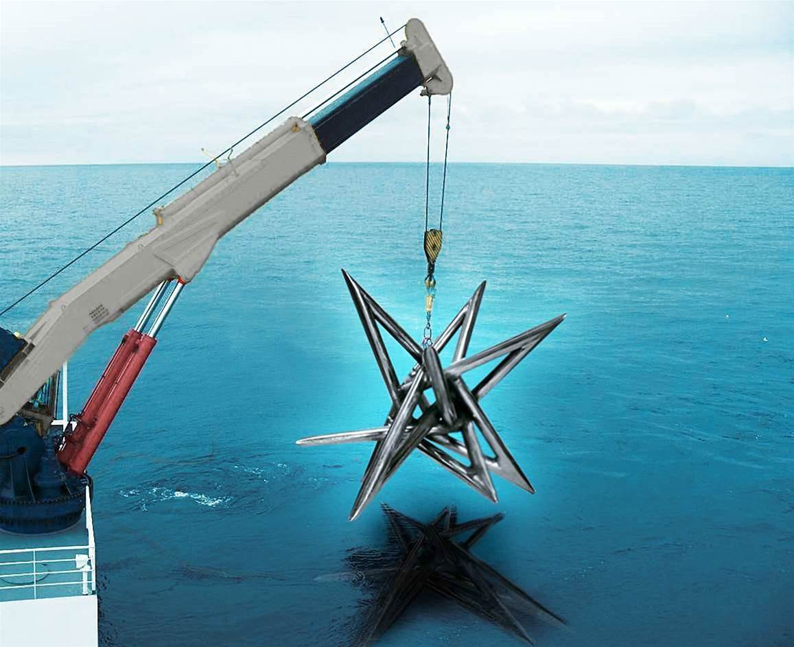 The Hornsleth Deep Storage Project is deeply, darkly, weird