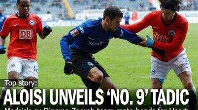 Melbourne Heart Signs Croatian Striker