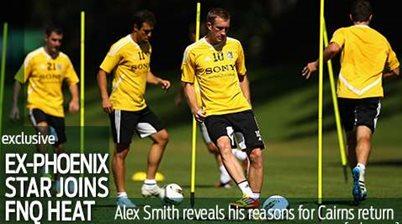 Ex-Phoenix star Alex Smith joins Heat