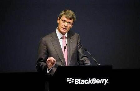 BlackBerry open to licensing deals