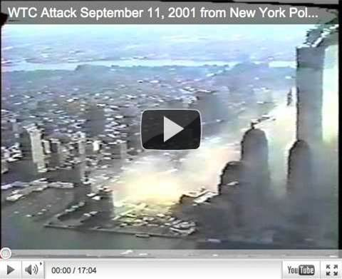 New 9/11 WTC chopper video leaked