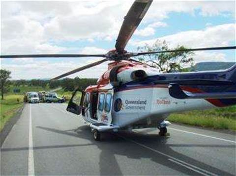 Qld chopper rescue bases go high-tech