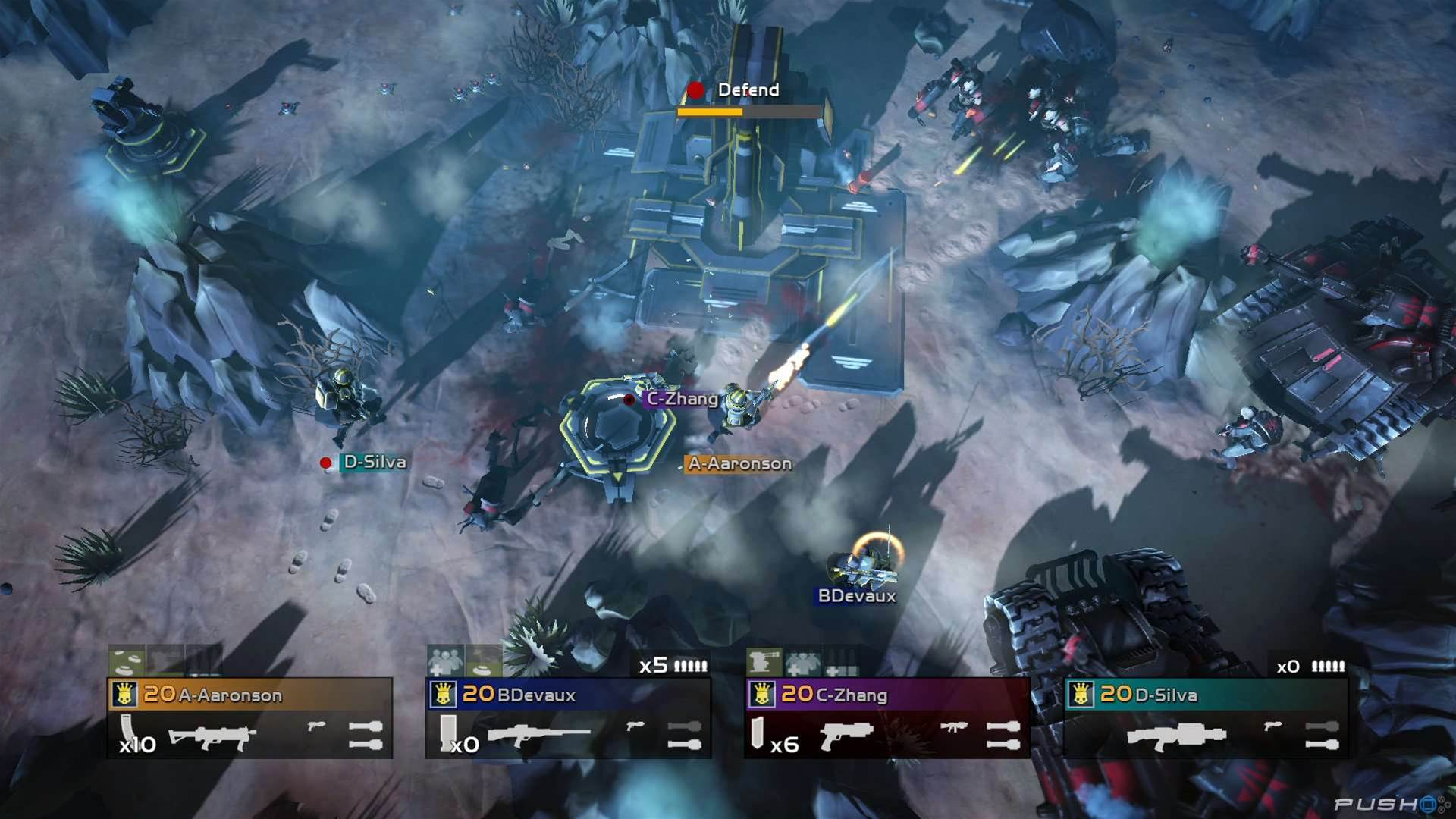 Helldivers heading to PC