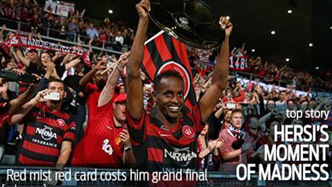 Hersi's moment of madness