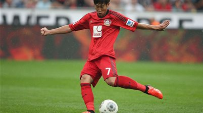 United were interested in Son, says agent