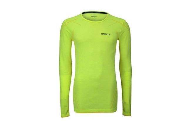 TESTED: Craft Active Crew Neck Long Sleeve Baselayer