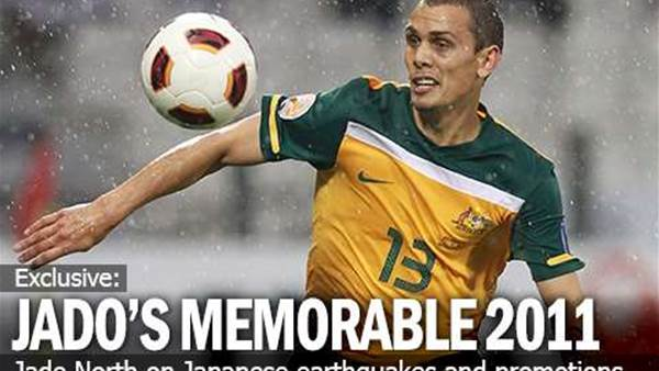 Jade North's Unforgettable 2011