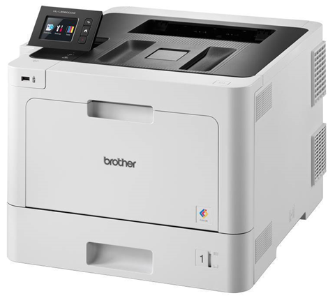 Brother moves upmarket with latest laser printers