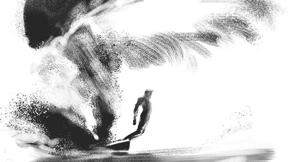 Johannes Leak – The artist behind the new Tracks T-Shirt