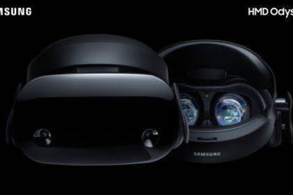 Samsung announces new VR headset