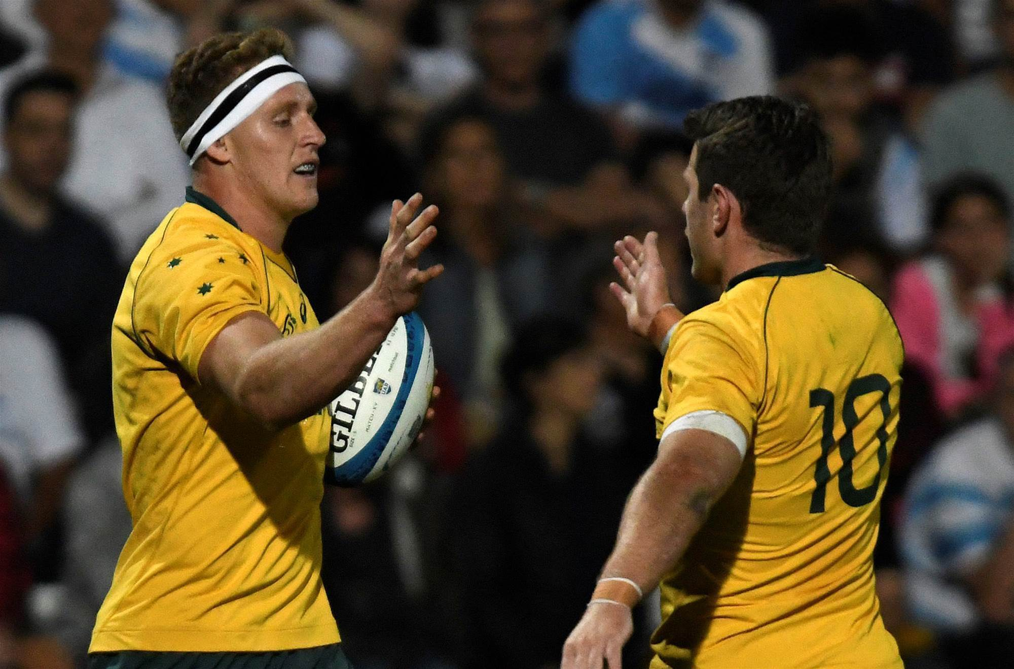 Big changes to Wallabies squad