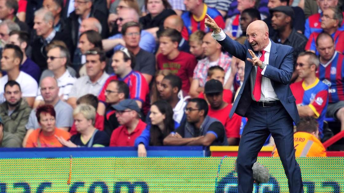 Transfer window 'a joke', says Holloway