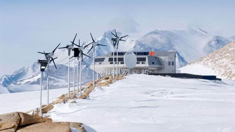 Sigfox establishes IoT network in Antarctica