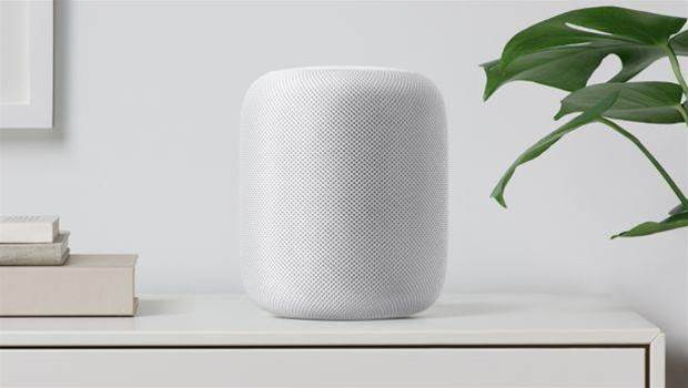 Apple unveils 'HomePod' connected speaker at WWDC