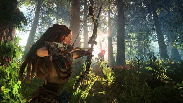New Horizon Zero Dawn trailer will make you want to buy a PS4
