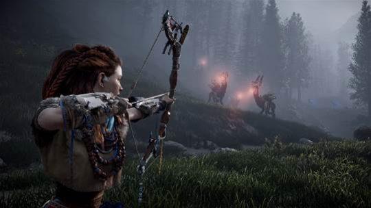 Review: Horizon Zero Dawn suffers from style over substance