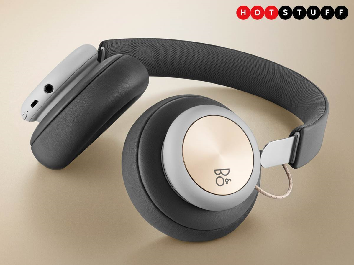 B&O's new headphones offer luxury listening for (a little) less