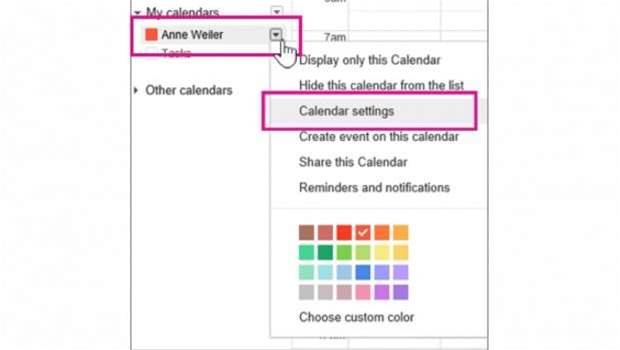 How to: Sync a Google Calendar to Microsoft Outlook