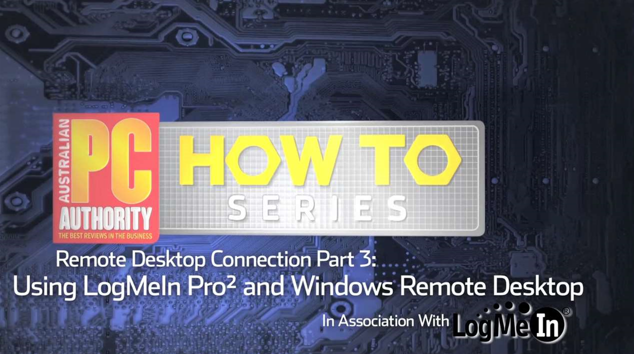How To: provide tech support from anywhere