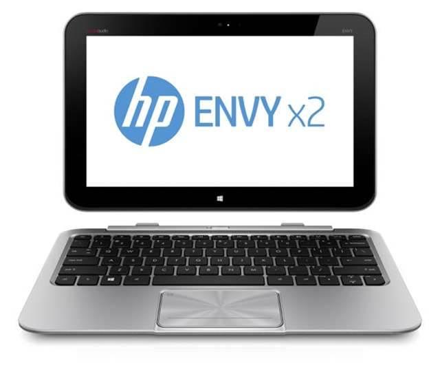 HP releases Windows 8 tablet hybrid