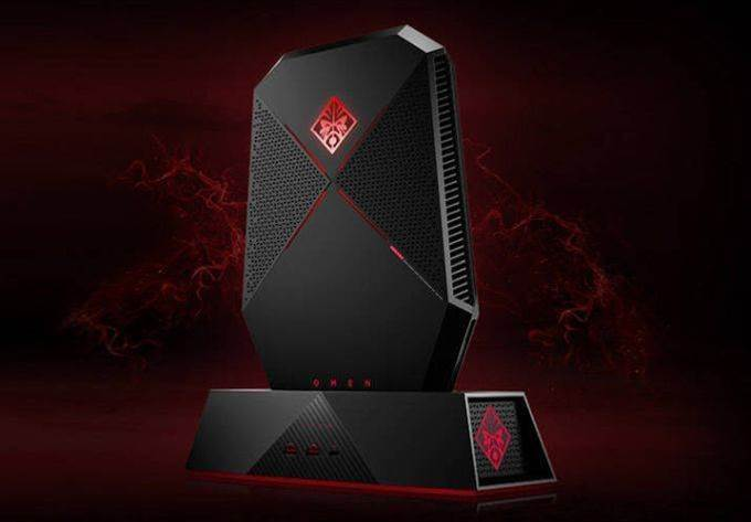 HP's OMEN X Compact Desktop is a wearable VR games machine
