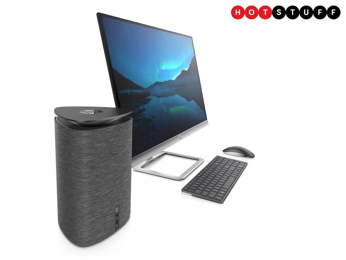 HP's new desktop PC banishes memories of styleless beige boxes