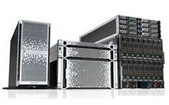 HP launches new servers