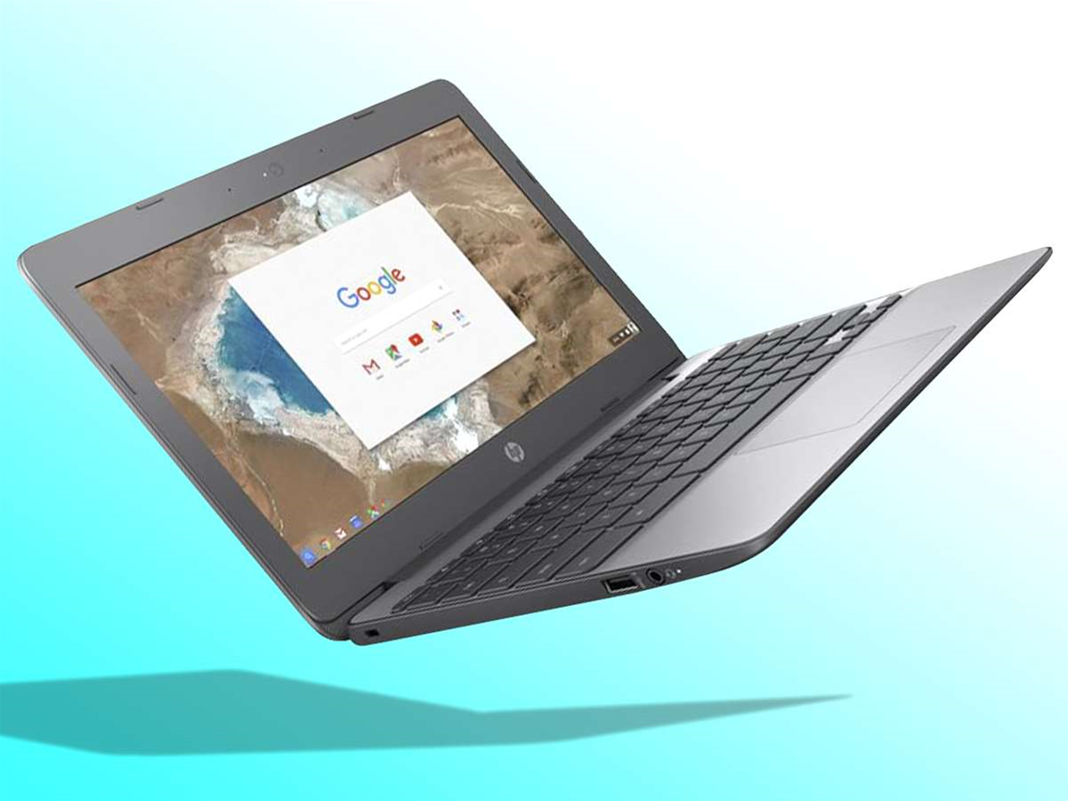 HP's new Chromebook will play nice with Android apps