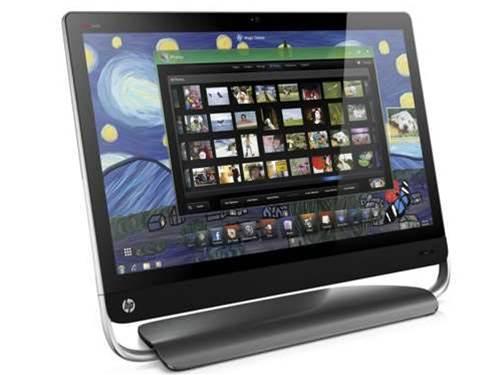 HP Ivy Bridge desktop PCs announced