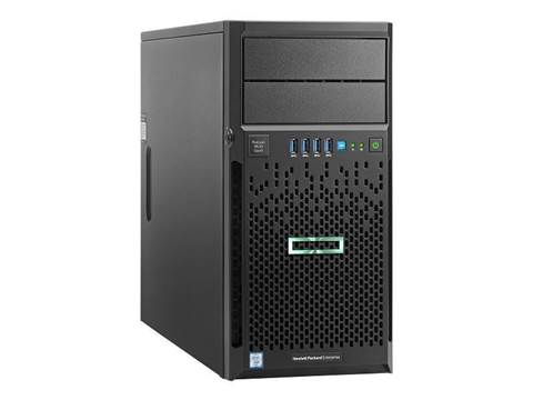 Five top small business servers tested