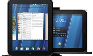 HP unveils WebOS TouchPad