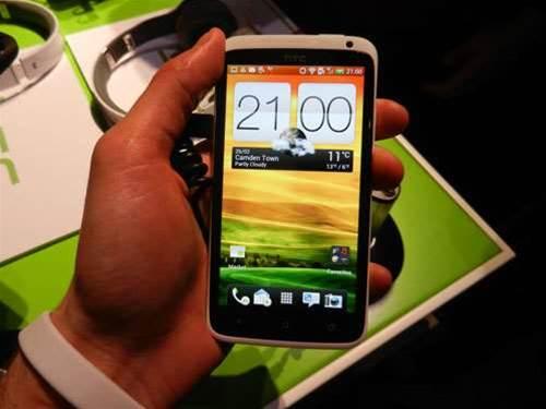 HTC One X comes to Australia