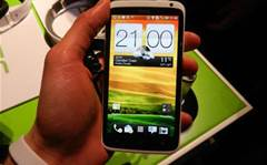 HTC One X comes to Australia