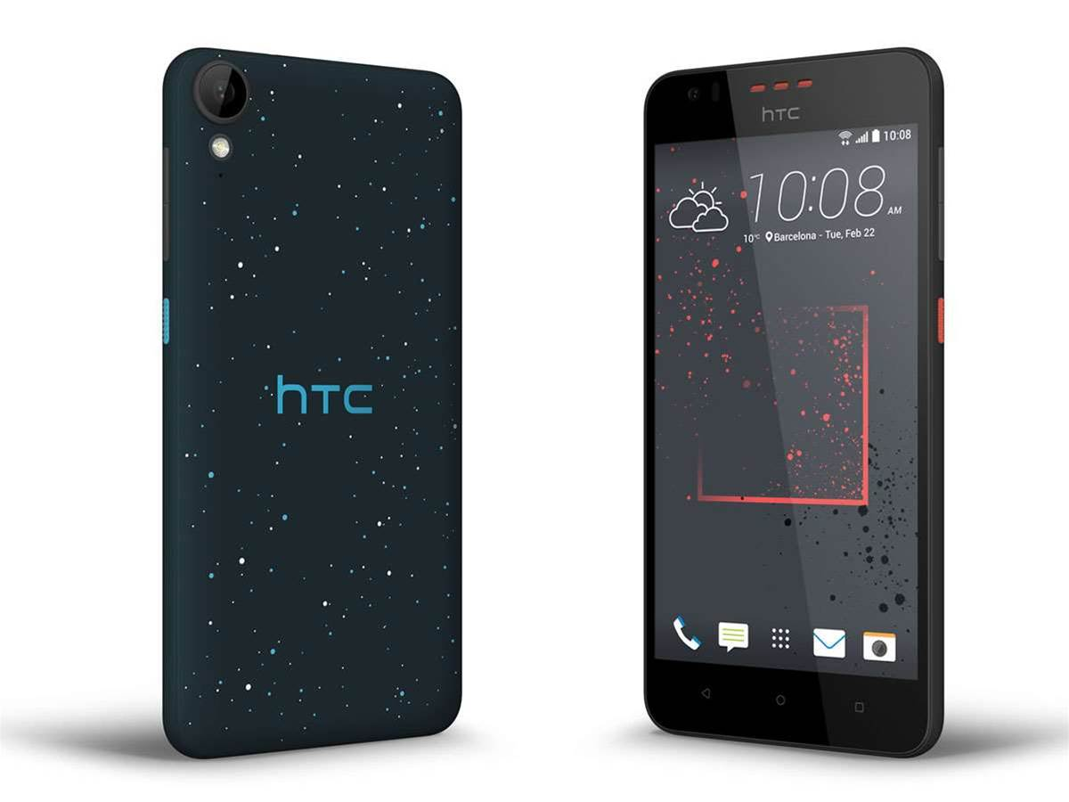 HTC's new Desire phones look truly unique