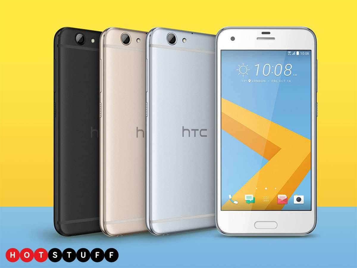 HTC One A9s: still looks like an iPhone but dials down the specs