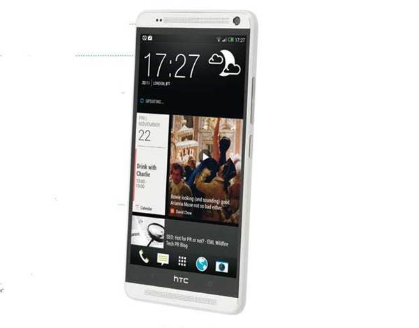 HTC One Max reviewed: a bigger, more expensive HTC One