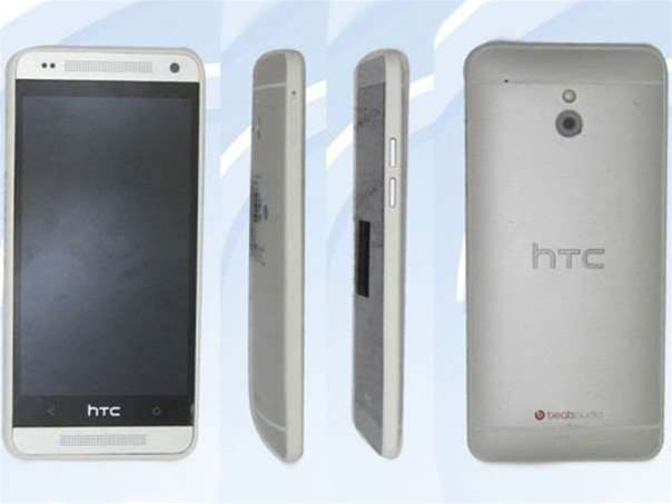HTC One Mini surfaces in China